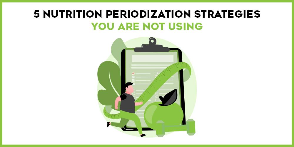 nutrition periodization