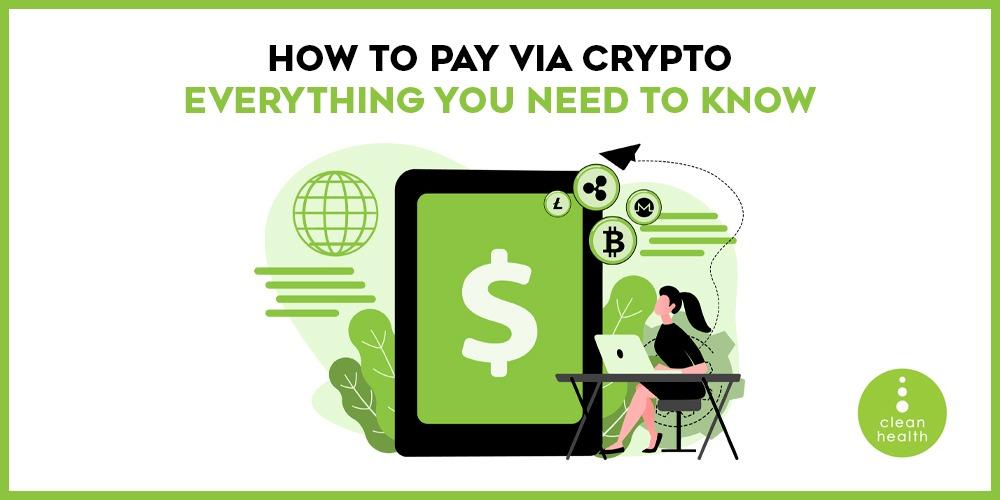 pay via crypto